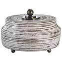 Uttermost Accessories - Boxes Saltillo Box - Item Number: 20157