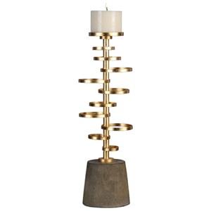 Uttermost Accessories Lostine Candleholder