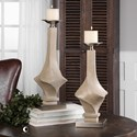 Uttermost Accessories Roseta Candleholders (Set of 2)