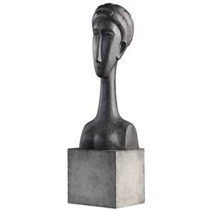 Lele Feminine Sculpture