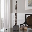 Uttermost Accessories  Acrobatic Handstand Sculpture