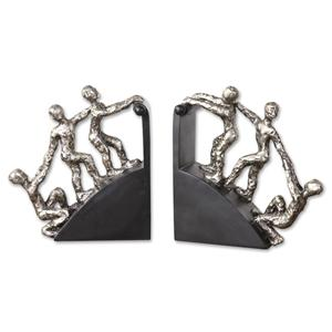 Uttermost Accessories Helping Hand Bookends Set of 2