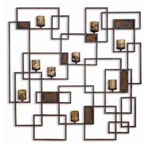 Uttermost Accessories Siam Candlelight Wall Sculpture