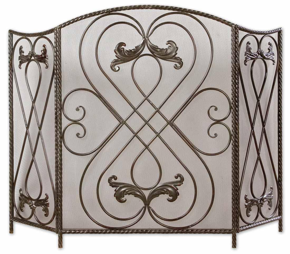 Uttermost Accessories Effie Fireplace Screen - Item Number: 20960