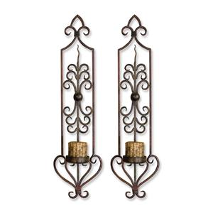Privas Wall Sconces Set of 2