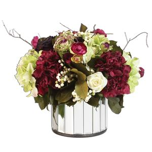 Uttermost Accessories Emaline Silk Centerpiece