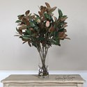 Uttermost Accessories Southern Magnolia Silk Centerpiece