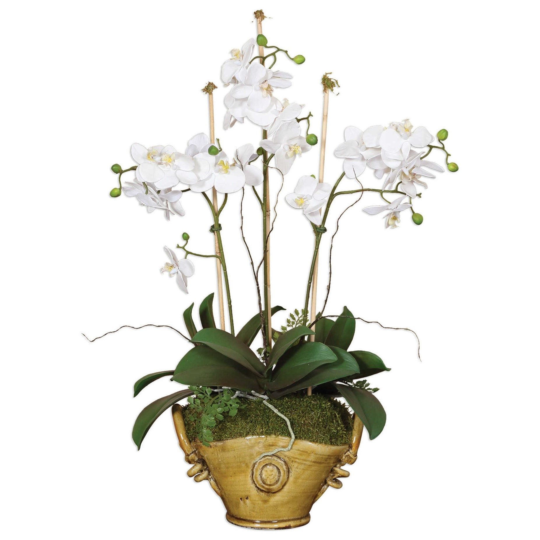 Uttermost Accessories Laila Orchid - Item Number: 60133