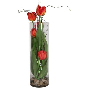 Uttermost Accessories Tulina Silk Centerpiece