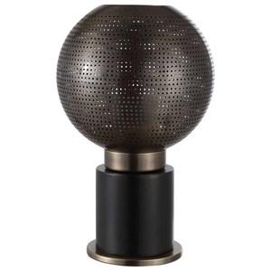 Branham Bronze Globe Candleholder
