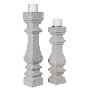 Adley Candleholders (Set of 2)