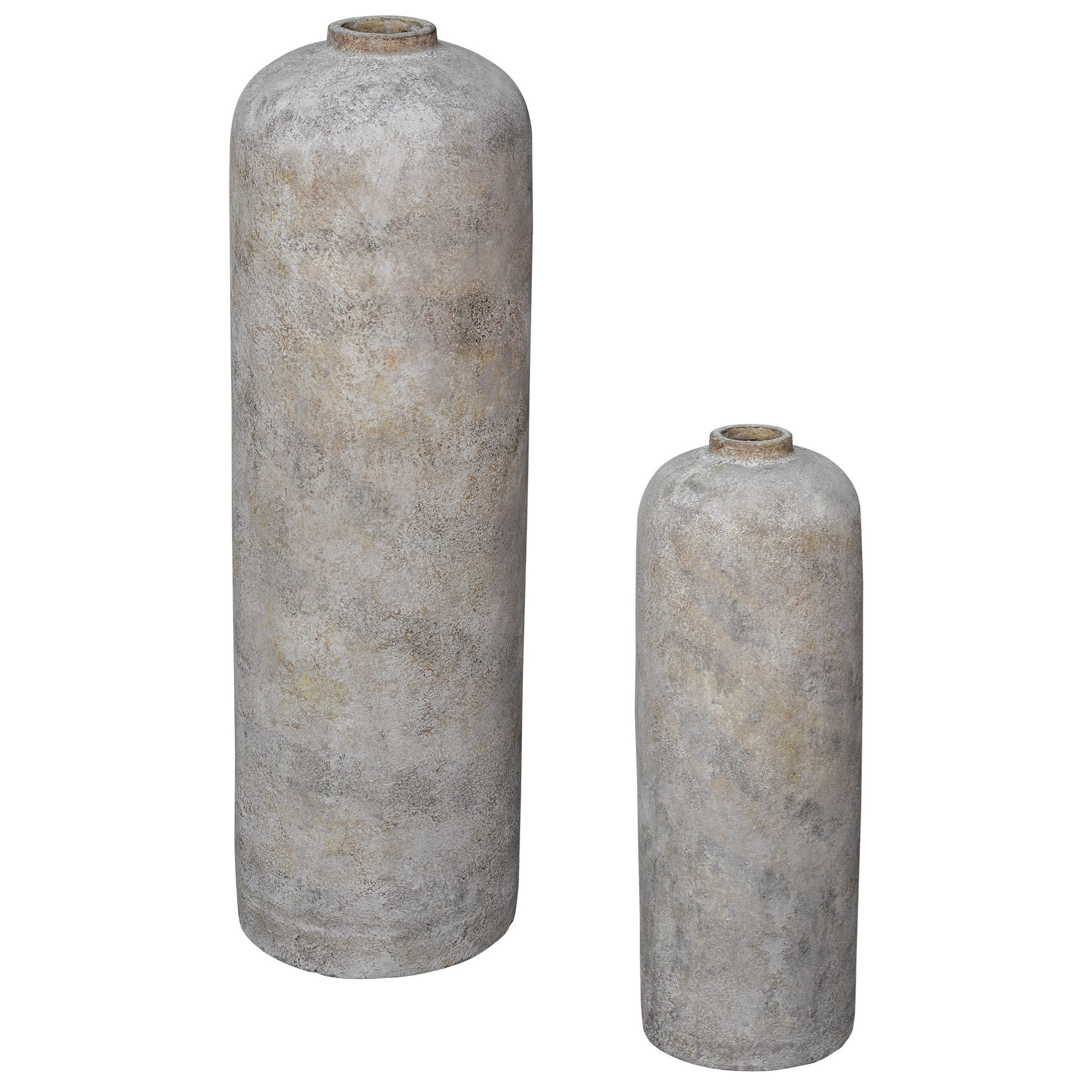 Villa Old World Vases, S/2