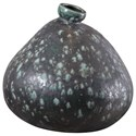 Uttermost Accessories - Vases and Urns Dark Bronze Vase - Item Number: 17857