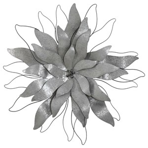 Picking Petals Galvanized Wall Art