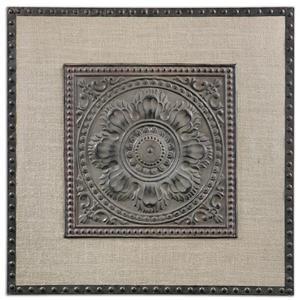 Uttermost Art Filandari Stamped Metal Wall Art