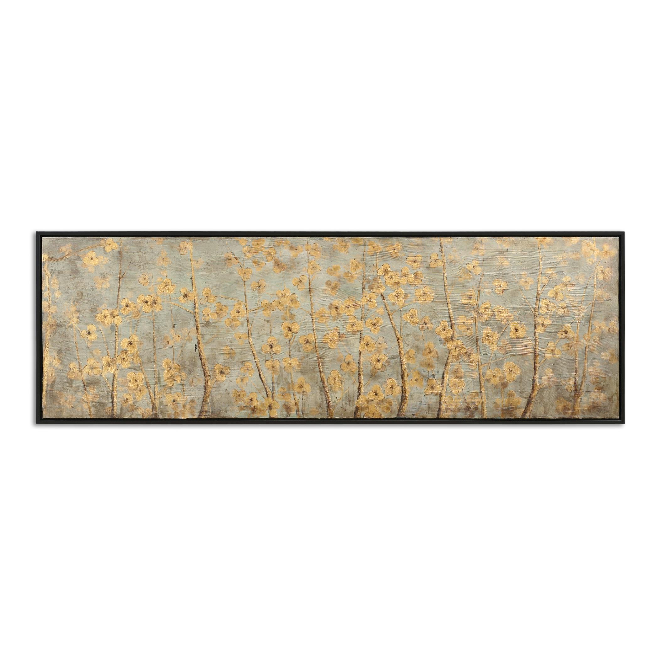 Uttermost Art Festival Of Light Floral Art - Item Number: 31313
