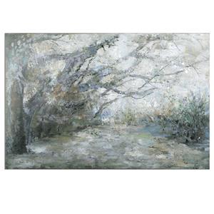 Uttermost Art Forest Lane Canvas Art