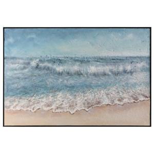 Uttermost Art Rolling Tide Landscape Art