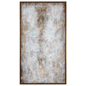 Uttermost Art Blizzard Abstract Art