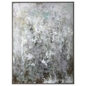 Uttermost Art Sea Mist Hand Painted Canvas - Item Number: 31324