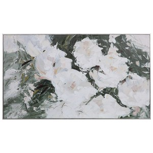 Sweetbay Magnolias Hand Painted Art