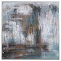 Uttermost Art Downpour Hand Painted Canvas - Item Number: 32247