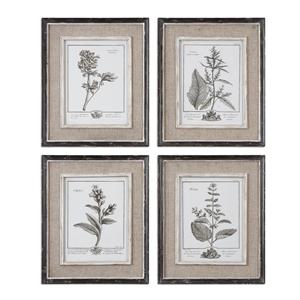 Casual Grey Study Set of 4