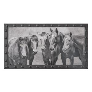 Uttermost Art Meeting Of The Minds Horse Print