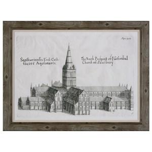 Uttermost Art Salisbury Cathedral