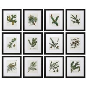 Pinecone Prints