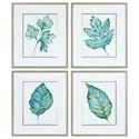 Uttermost Framed Prints Spring Leaves Prints - Item Number: 33675