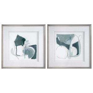 Idlewild Framed Prints, Set/2