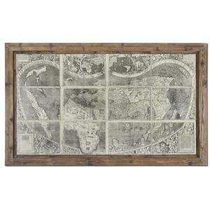 Uttermost Art Treasure Map