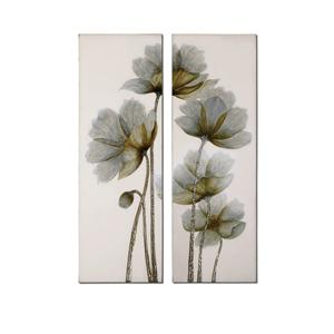 Uttermost Art Floral Glow Set of 2