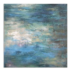 Uttermost Art Splish Splash Modern Art