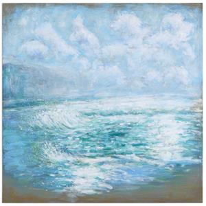 Uttermost Art Morning Swells Canvas Art