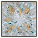 Uttermost Art Exploding Star - Item Number: 34361