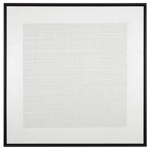 Uttermost Art Gridlock Textured Print