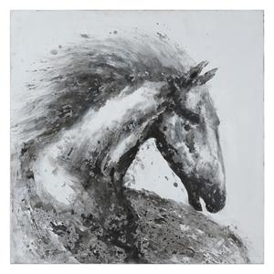 Uttermost Art Proud Friend Horse Art