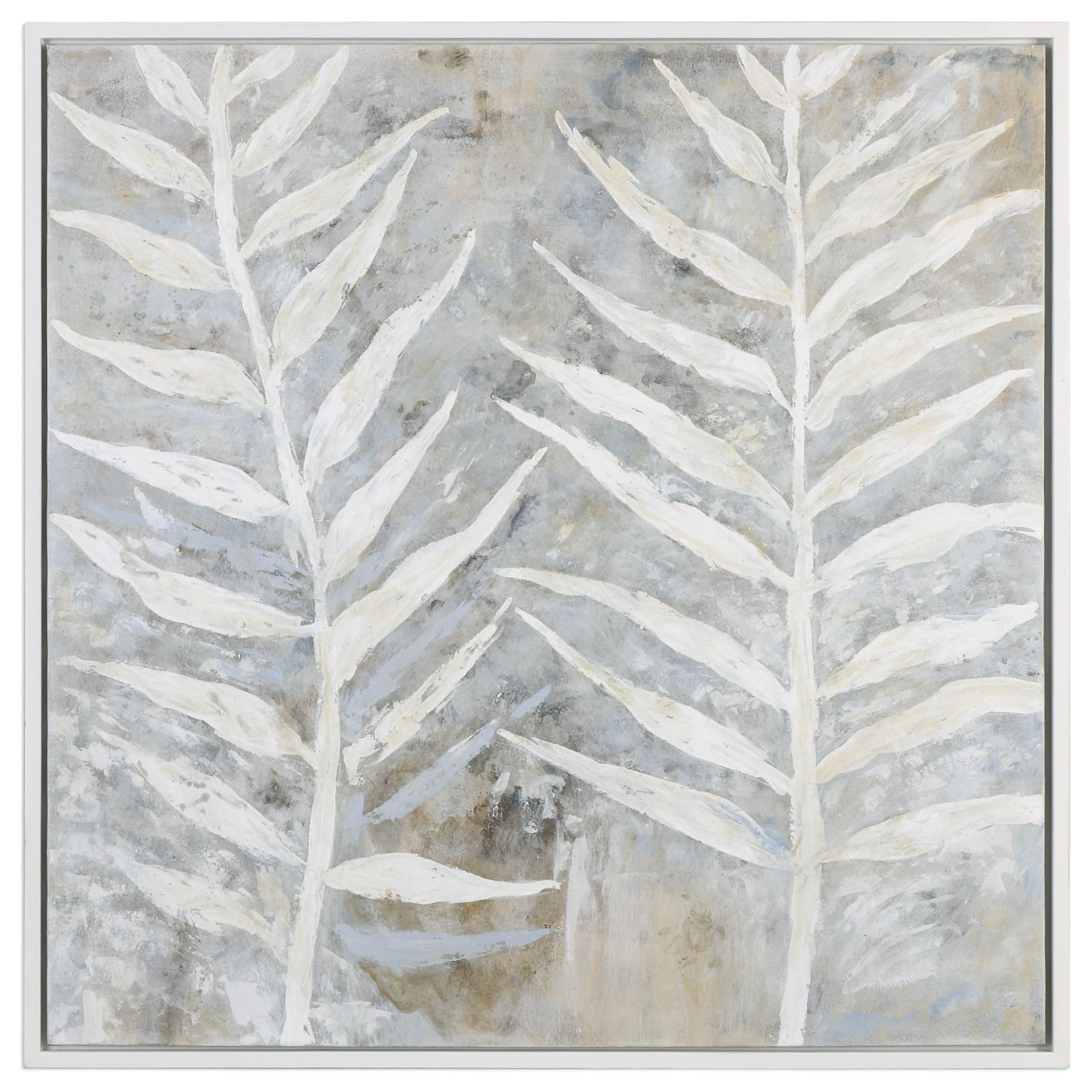 Uttermost Art Winter White - Item Number: 35340