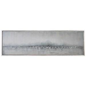 Tides Edge Abstract Art