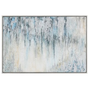 Uttermost Art Overcast Abstract Art