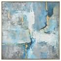 Uttermost Art Meditation Modern Art - Item Number: 35355
