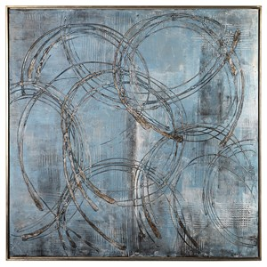 Uttermost Art Interlock Modern Art