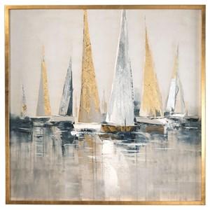 Uttermost Art Regatta Nautical Art