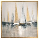 Uttermost Art Regatta Nautical Art - Item Number: 35362
