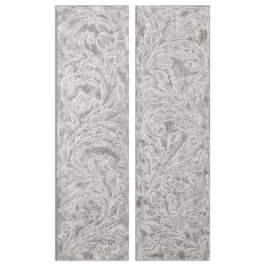 Uttermost Art Frost On The Window Wall Art, S/2