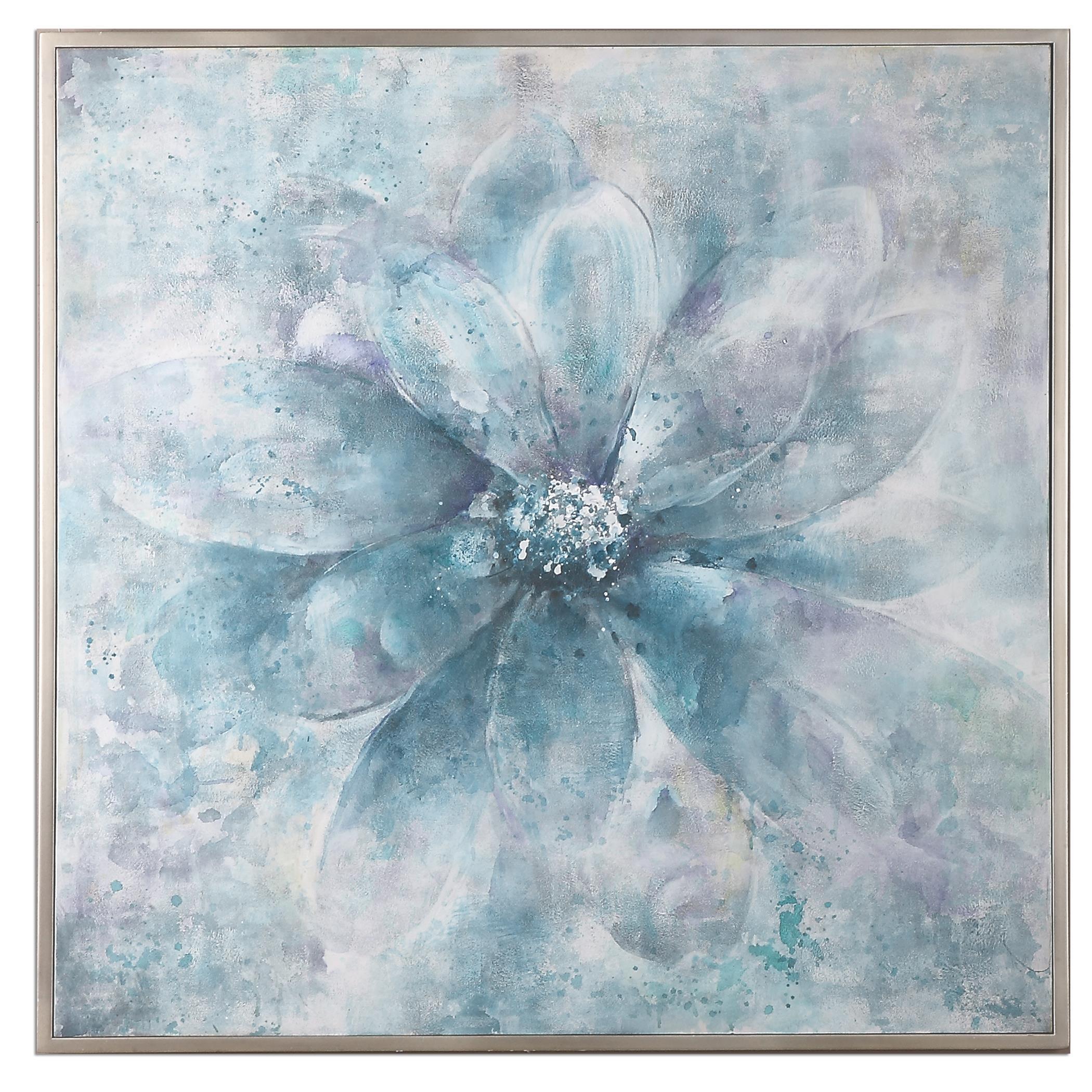 Uttermost Art Delightful Floral Art - Item Number: 36101