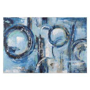 Uttermost Art Sparkle Abstract Art