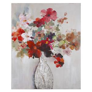 Uttermost Art Cut Flower Bouquet Art
